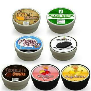 Esme organic cold wax 250 grams