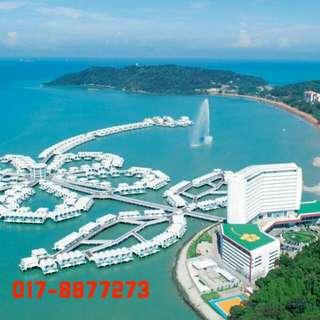 Port Dickson Lexis Hibiscus Sky Pool Villa (voucher - advance booking only)