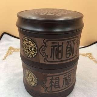 雙層茶葉儲存罐