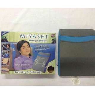 MIYASHI MASSAGING PILLOW