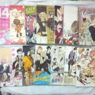 Kaoru comics