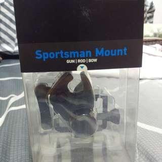 GoPro Sportsman Mount (Gun/Rod/Bow)