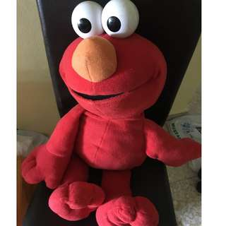 ELMO - Fisher Price Plush Toy
