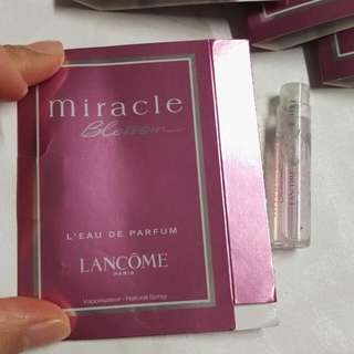 Lancome Miracle Blossom 1.2ml 香水 sample