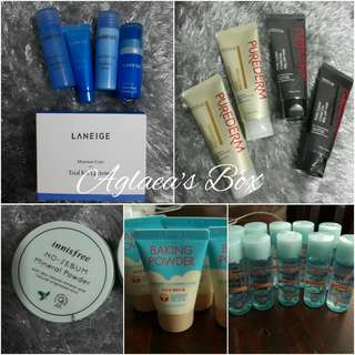KBeauty Skincare Products