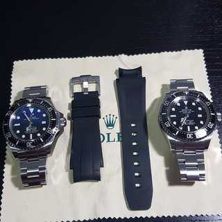 Rubber B for Rolex