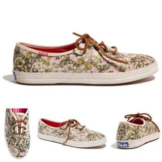 Authentic Keds X Madewell Sungarden Sneakers