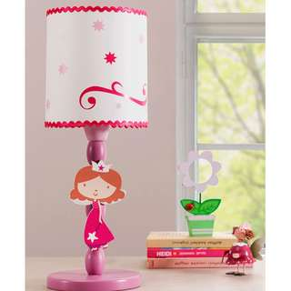 Princess Table Lamp Kids' (Made in Europe)