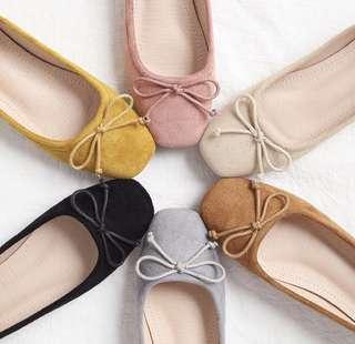 🚚 超美超舒適芭蕾舞鞋-灰色(39號)