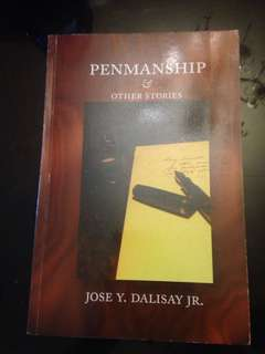 PENMANSHIP & Other Stories