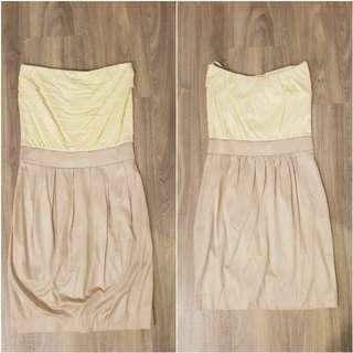 Mango Tube Dress S