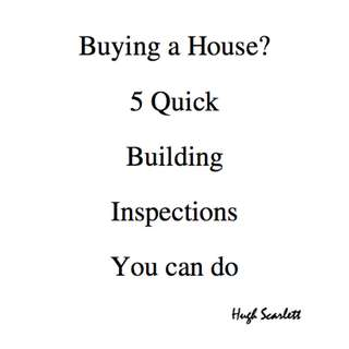 Buying a House? 5 Quick Building Inspections You Can Do eBook