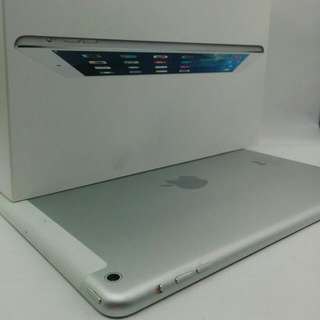Sim Card Cellular And Wifi Apple iPad Air 1  Full Box With All Original Accessories In box  16gb Data Available  MHMAR