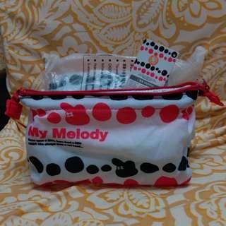 Sanrio My Melody 化妝袋