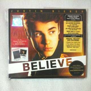 Justin Bieber Believe Deluxe