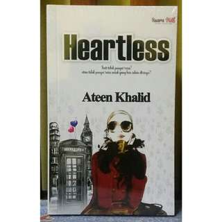 Heartless (Novel Melayu)