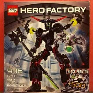 LEGO 6203 Black Phantom