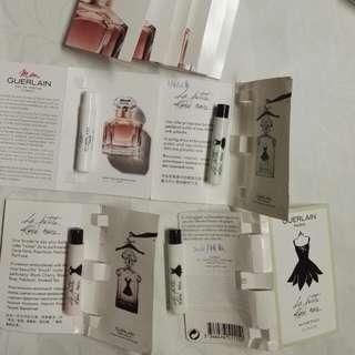 Guerlain 嬌蘭 香水 sample