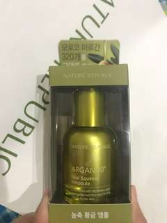 Nature republic (Argan (serum muka))