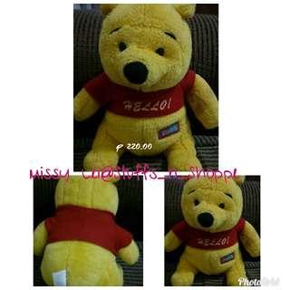 Stuffed Toys-Winnie the pooh