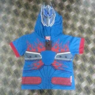 Transformers shirt (1-2y)