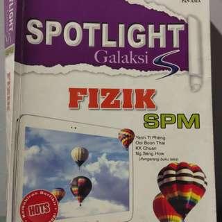 SPM Reference Book FIZIK