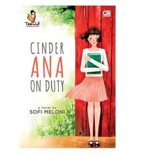 Ebook Cinder Ana On Duty - Sofi Meloni