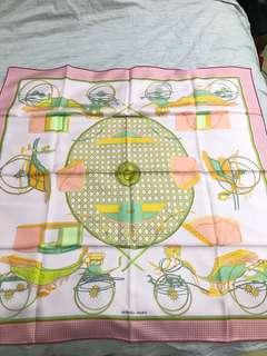 Hermes Scarf 100% silk