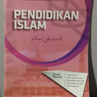Notes for SPM Pendidikan Islam