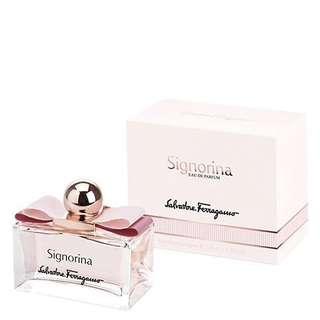 Salvatore Ferragamo Eau de Perfume 香水 30ml