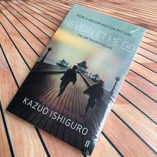 Never Let Me Go - Movie Tie In Cover - Kazuo Ishiguro