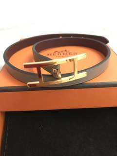 Hermes Bracelet - Reversible Behapi Double Tour