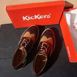 sepatu kickers pria original size 41