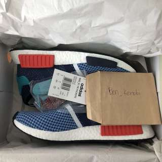 adidas NMD R1 consortium (packers) uk8 / US8.5