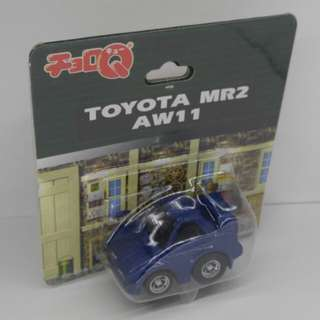 Tomy tomica choro Q Toyota MR2 AW11
