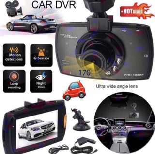 "✅NEW  Car HD 1080P 2.7"" LCD DVR Dash Camera Crash Cam G-sensor Night Vision wide angle lens"