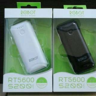 Original Power Bank Robot 5200mah