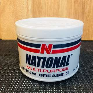 National Lithium Grease 3 (Multi-purpose)