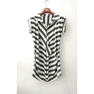 Dress striped