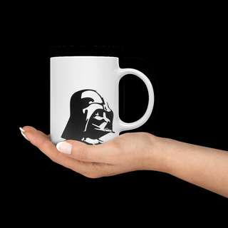 Vader Mug 11oz (Custom Mug Designs 11oz/325ml)