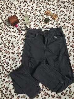 Bershka Tattered Jeans