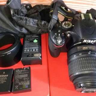 Nikon dslr 5100