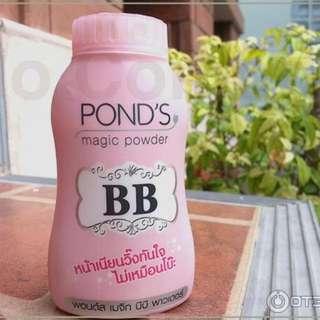 PONDS BB MAGIC