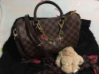 LV Speedy 30 Authentic Quality