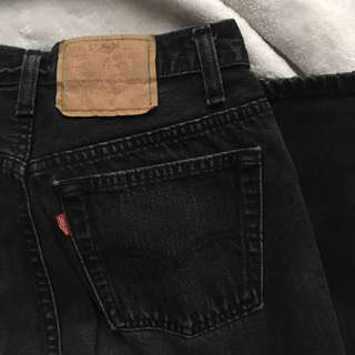Levi's 501 Mom Jeans