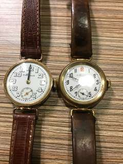 Watches 14k gold