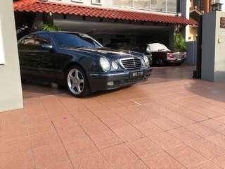 E280 V6 Facelift W210 CKD