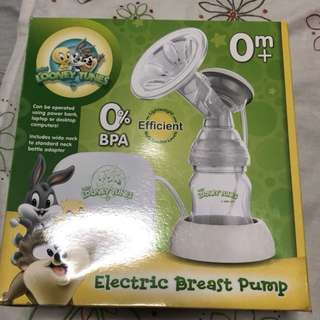 Looney Tunes Electric Breast Pump
