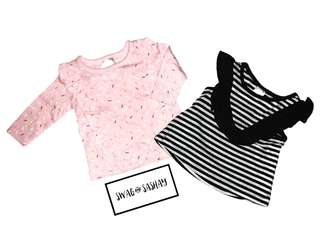 #swagandsashay #babyclothes #babywear #babyapparel #babytop #brandnew