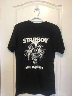 BNWT Starboy T-shirt (M/Black)